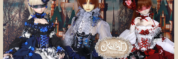 Kon D Kondoll New Outfit Update 2015 Oct Limited Outfit